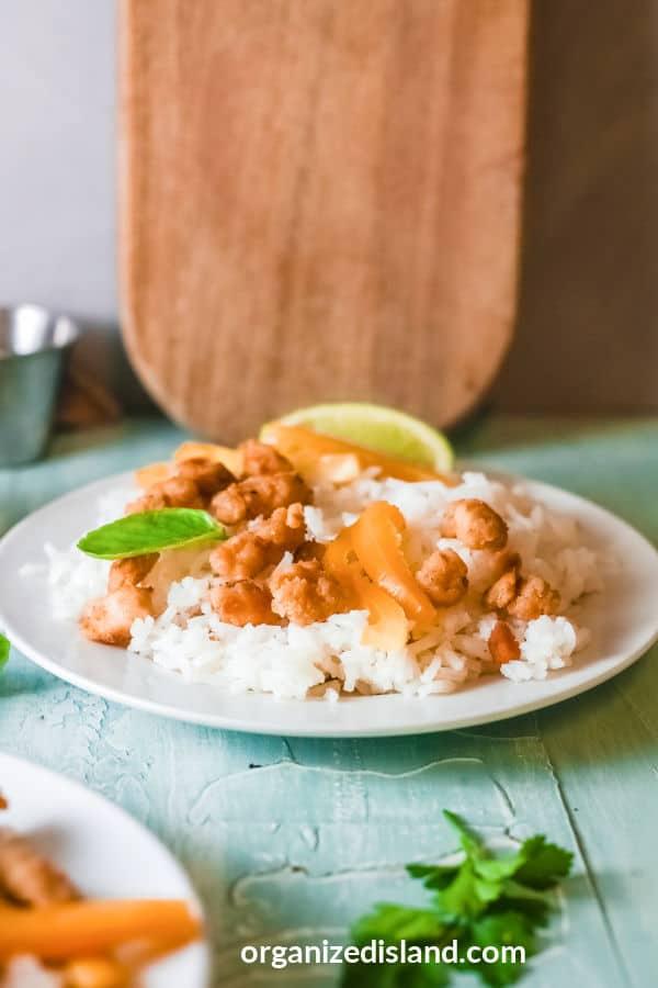 how to make Thai chicken