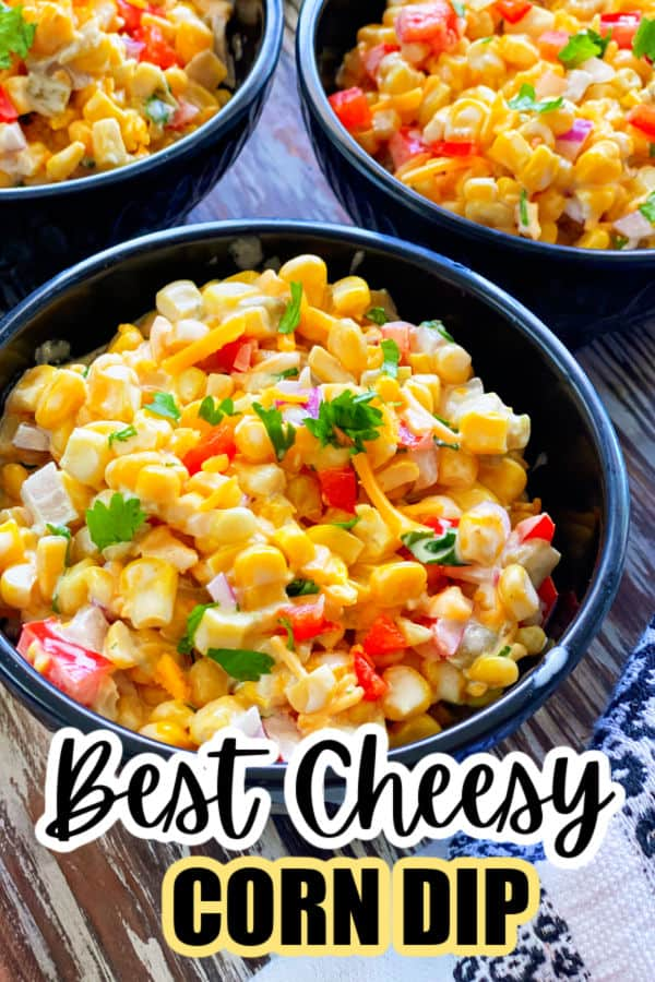 Best Cheese Corn Dip Recipe