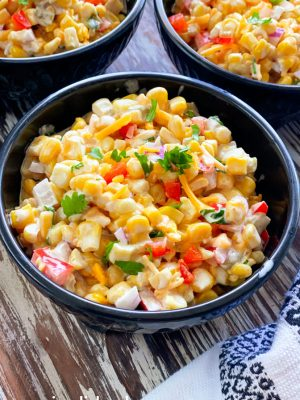 Cheese Corn Dip