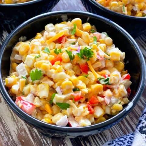 Cheese Corn Dip
