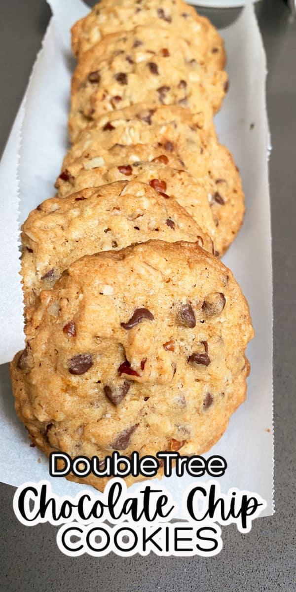 Double Tree Cookie Recipe original recipe
