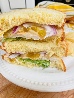 How To Make a Monterey Chicken Sandwich