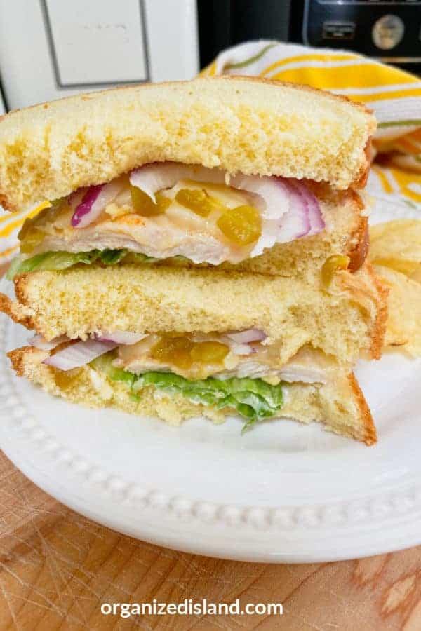 How To Make a Monterey Chicken Sandwich