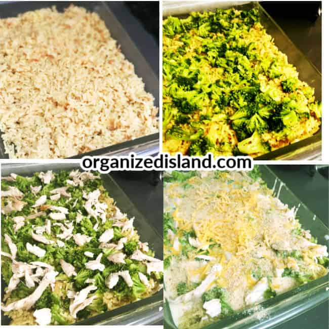 How to Make Chicken Divan Casserole