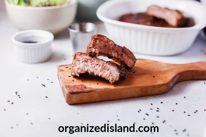 Korean BBQ Ribs Recipe