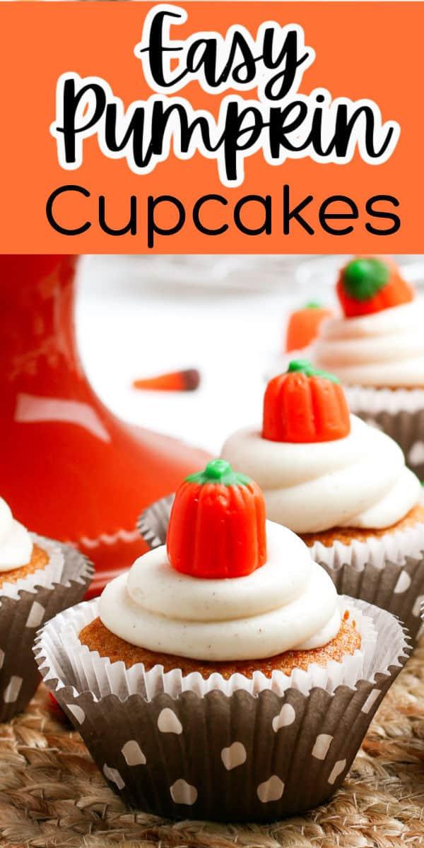 Best Pumpkin Cupcake Recipe