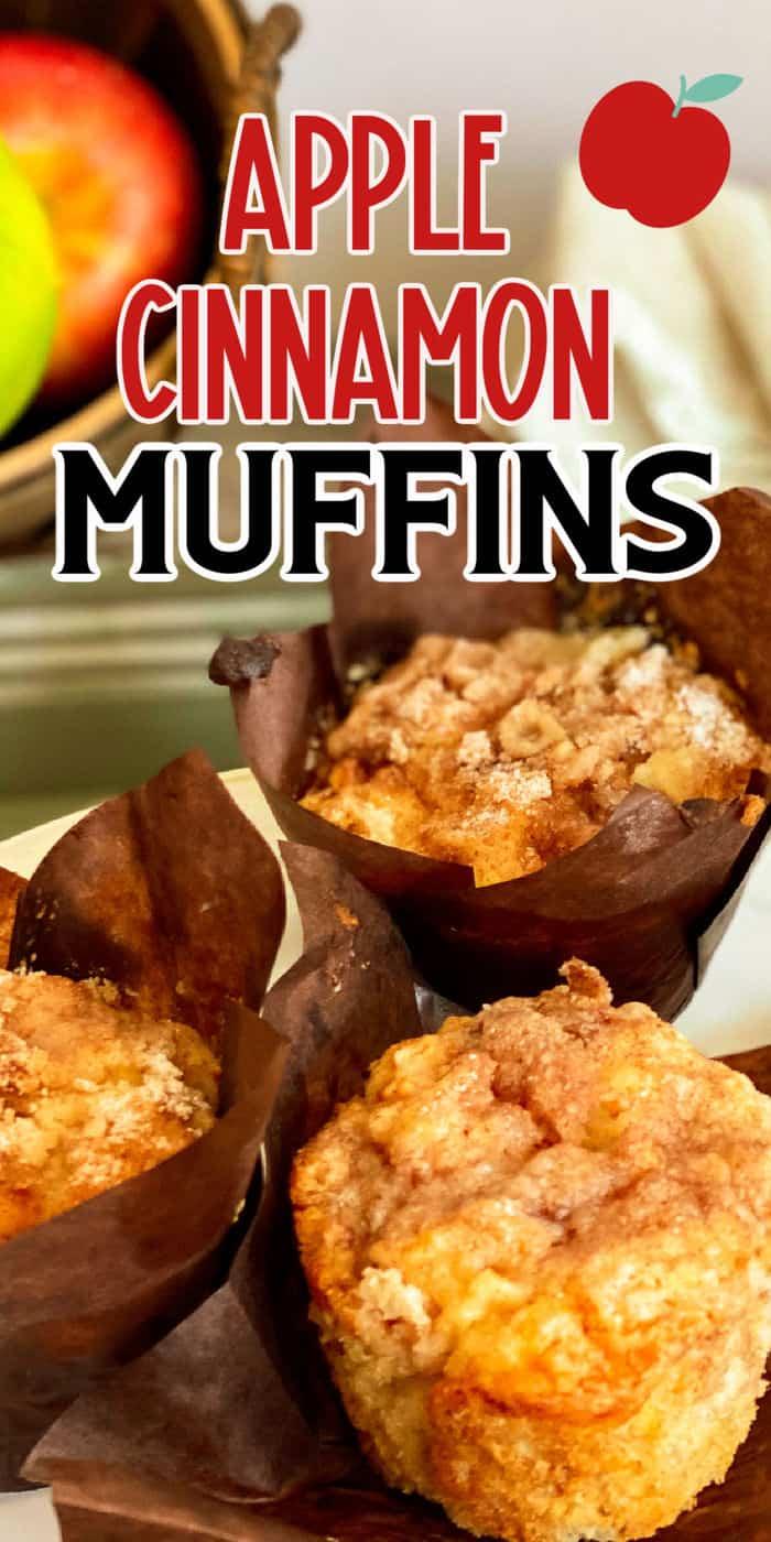 Easy Apple Muffin Recipe