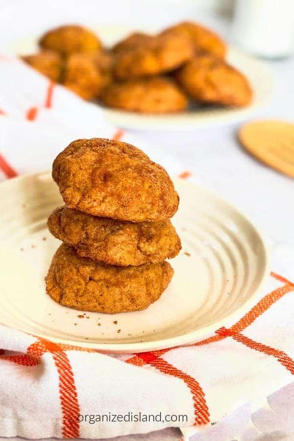 Pumpkin Snickerdoodle Recipe