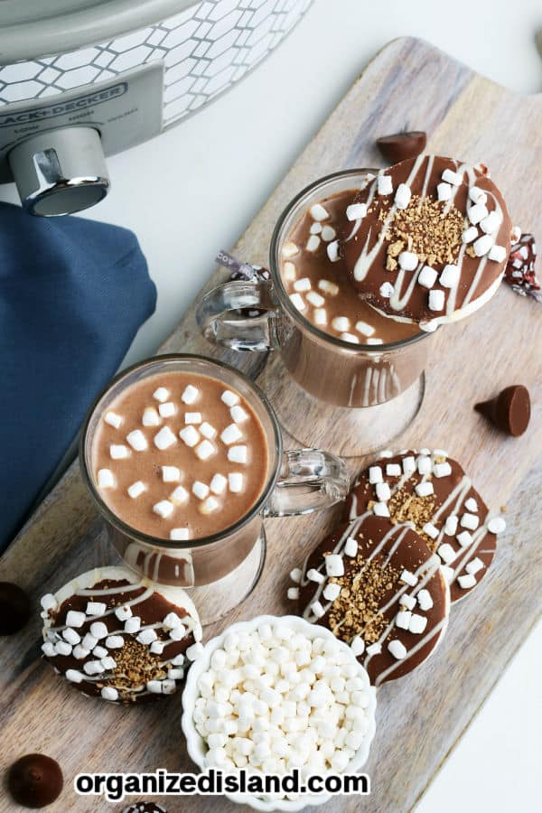 Crockpot Hot Chocolate Recipe Easy