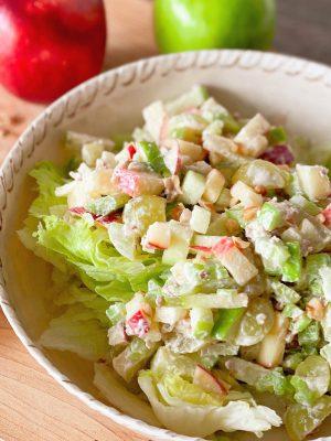 Easy Waldorf Salad