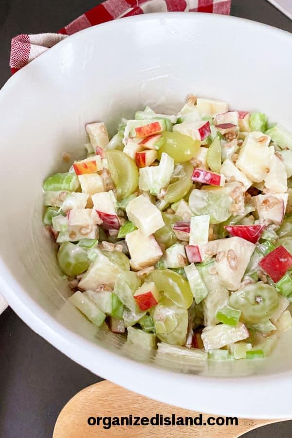 Easy Waldorf Salad Recipe
