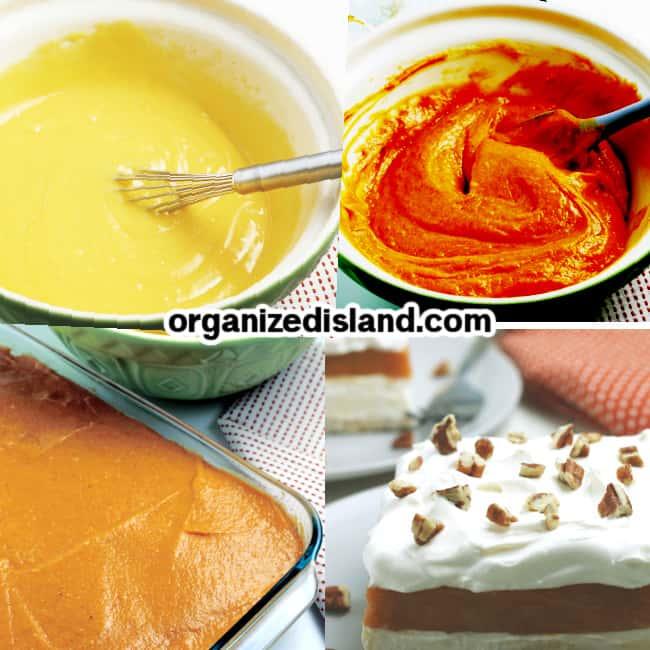 How to make Pumpkin Lasagna Dessert