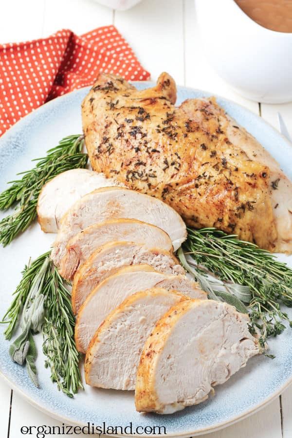 Instant Pot Turkey Breast