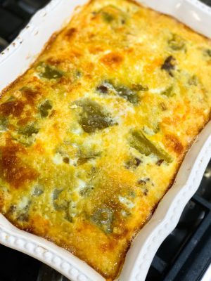 Chili Relleno Casserole Recipe