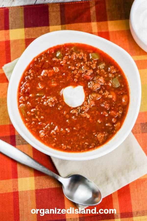 Wendy S Chili Recipe Copycat