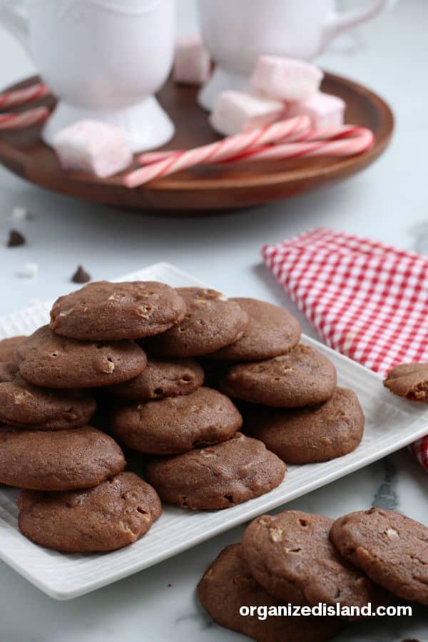 Hot Chocolate Cookies Recipe