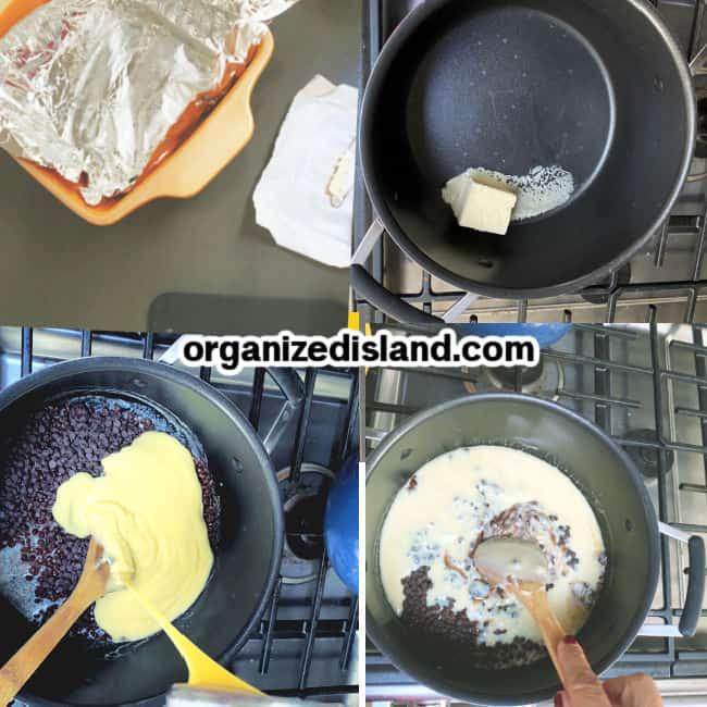 How to make homemade fudge
