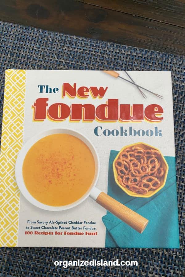 New Fondue Cookbook