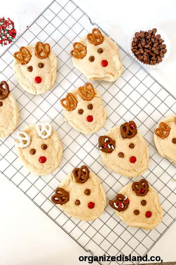 _Reindeer Cookie ieasy