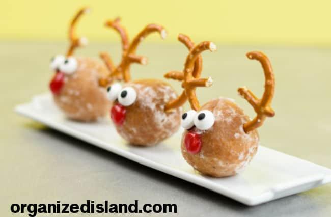 Reindeer treats recipe