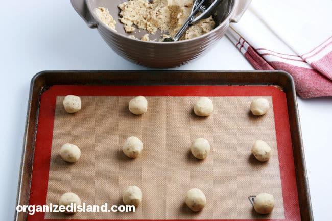 Snowball Cookies Recipe Easy