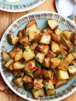 Easy Breakfast Potatoes Recipe