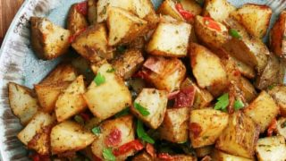 Easy Breakfast Potatoes Recipe