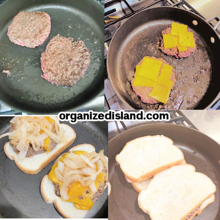 How to make Patty Melts