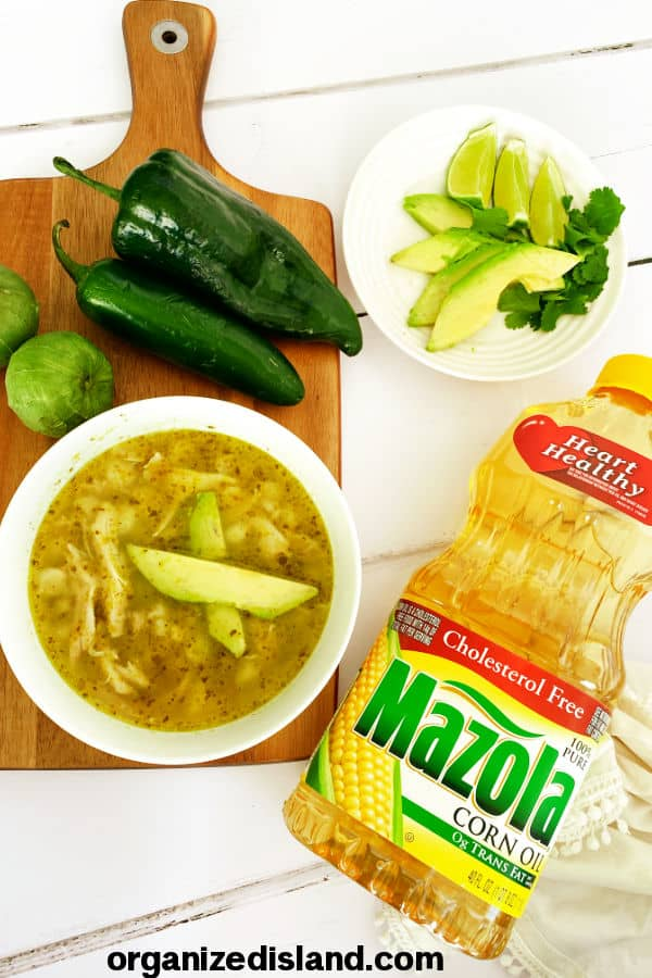 Mexican Chicken Soup FEAT 2