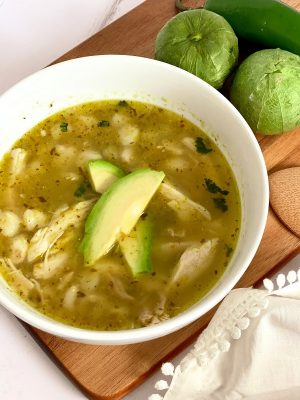 Mexican Chicken Soup Feat 3
