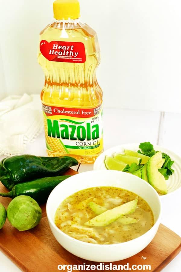 Mexican Chicken Soup dinner idea 2