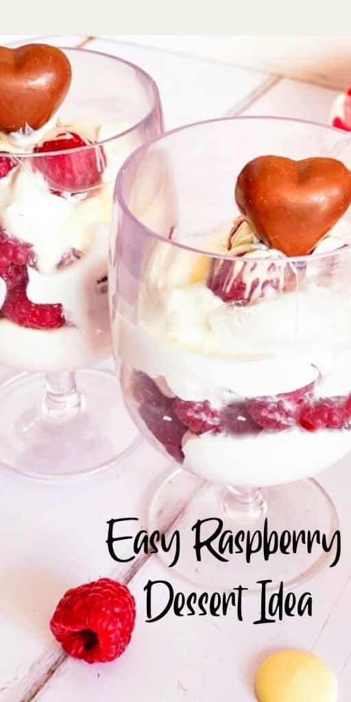 Raspberry Dessert Idea