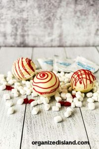 Valentine's Cocoa Bombs recipe