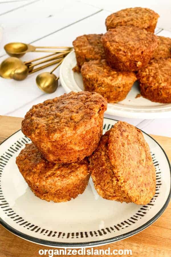 All Bran Muffins Recipe