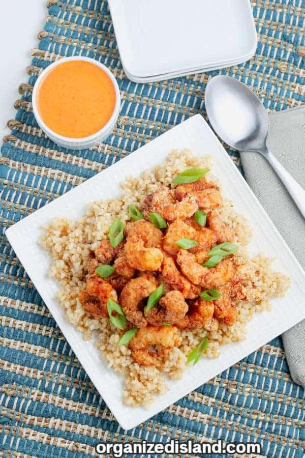 Bang Bang Shrimp Recipe Easy