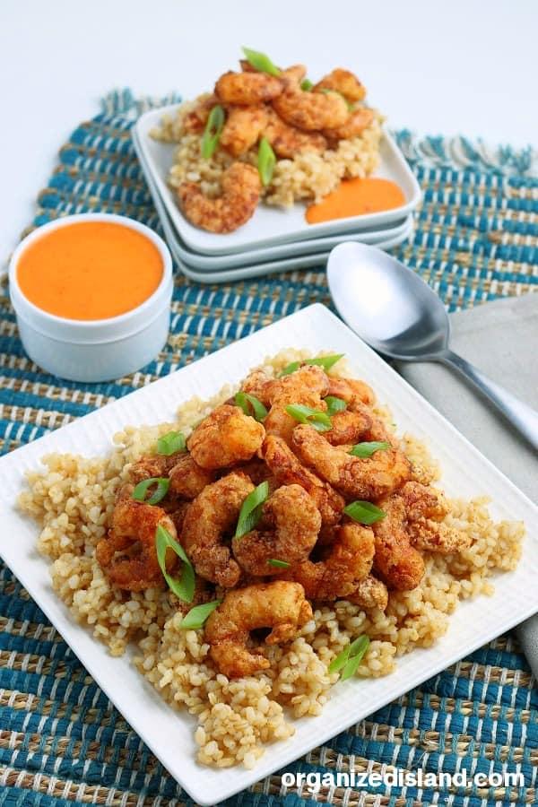 asy Bang Bang Shrimp