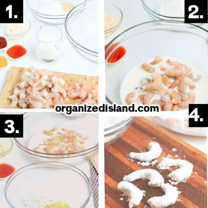 How to make Bang Bang Shrimp