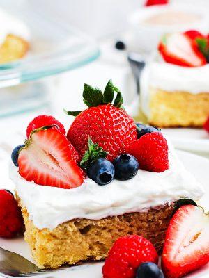 3 Leche Cake