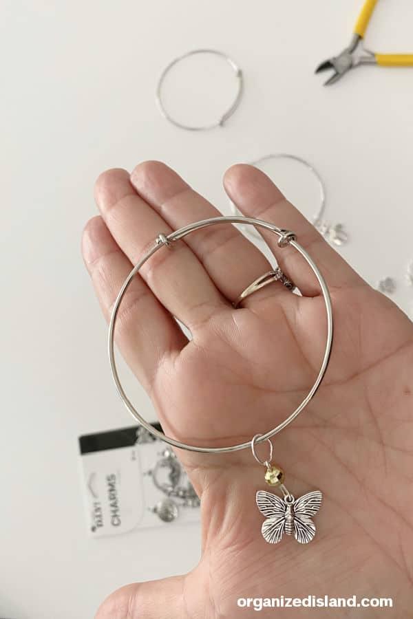 Easy DIY Charm Bracelet Craft