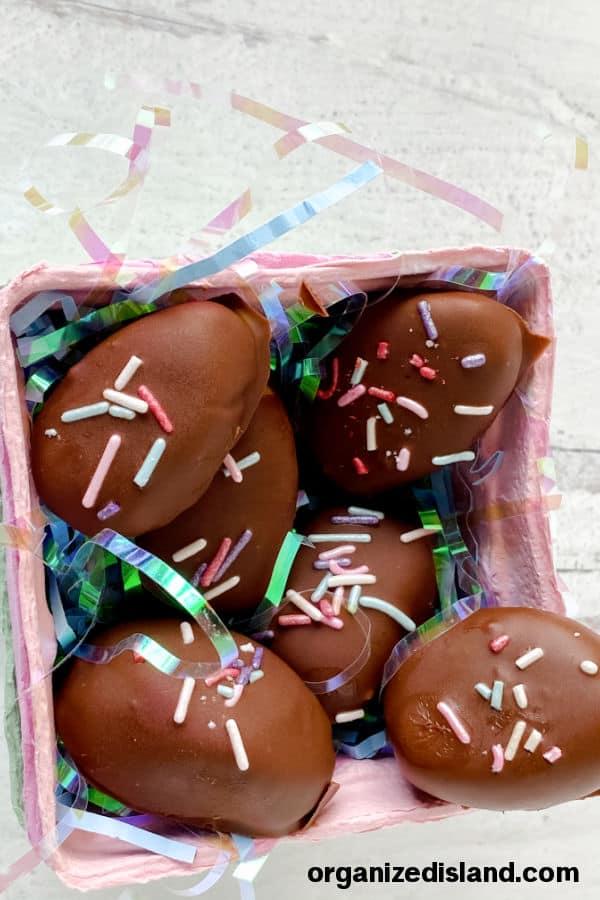 Homemade Peanut Butter Eggs Recipe