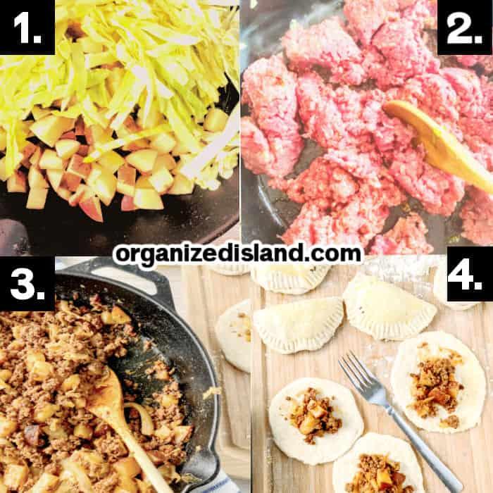 How to make Easy Irish Meat Pies