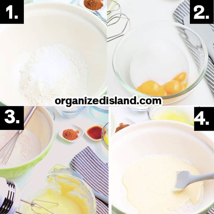How to make a Tres Leches Cake