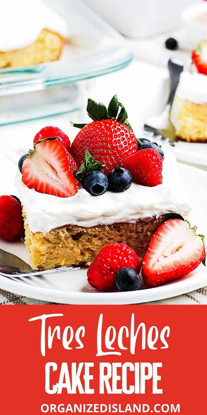 Tres Leches Cakee