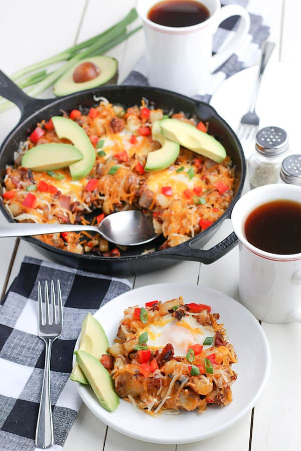Cast Iron Breakfast Skillet Recipe