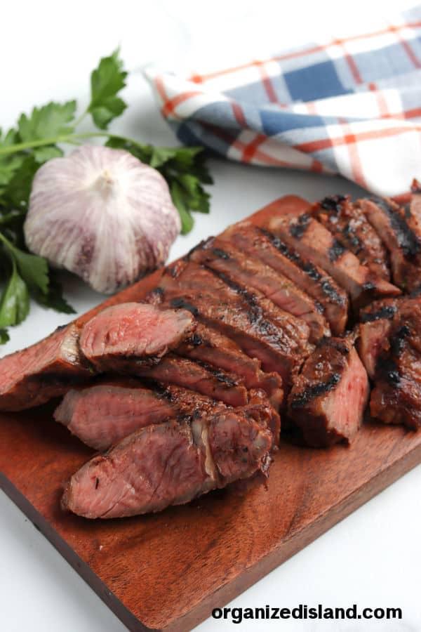 DIY Steak Marinade