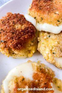 Fried Babybel Recipe