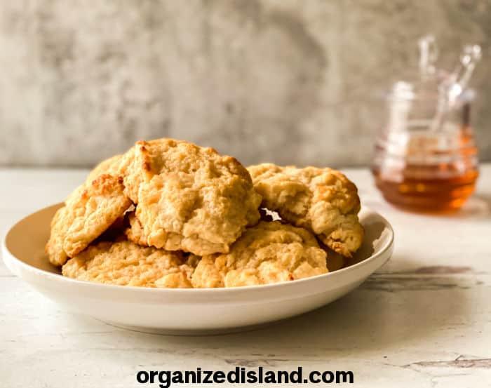 Honey Butter Biscuit Recipe