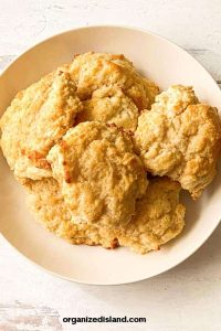 Honey Butter Biscuits