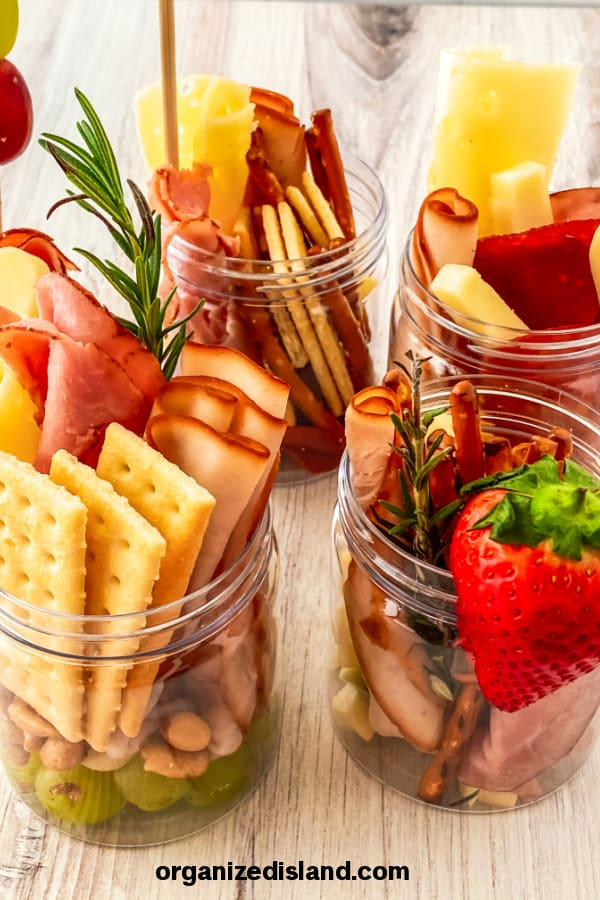 How To Charcuterie in a Jar