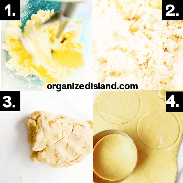 How to Make Sour Cream Lemon Cookies